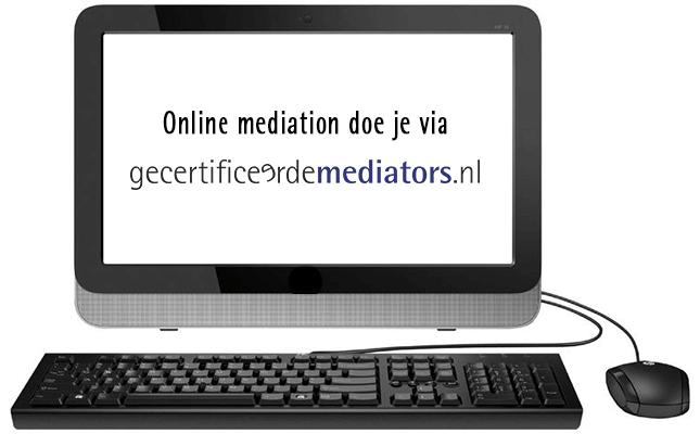 Online scheiden online mediation