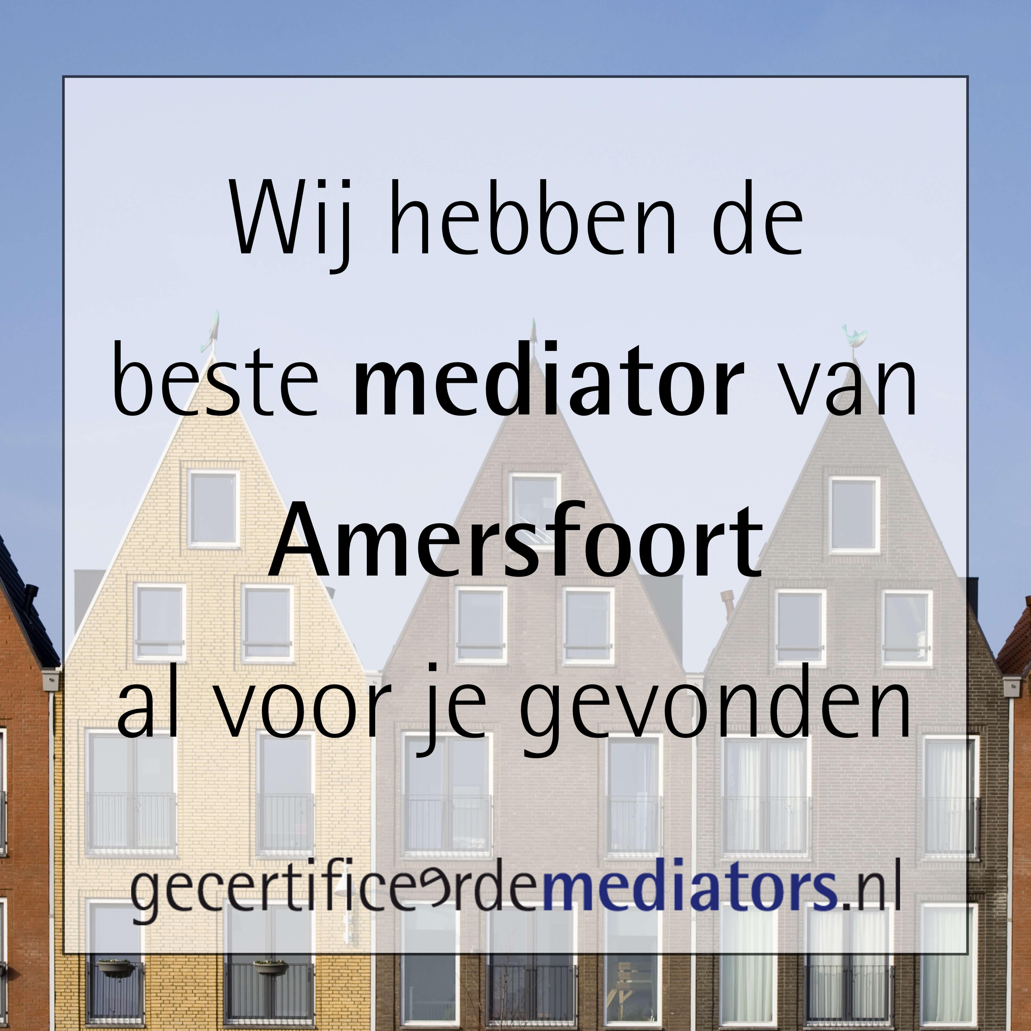 mediator amersfoort echtscheiding