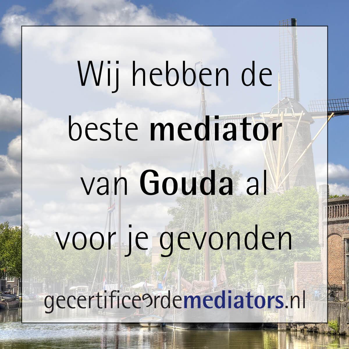 mediator gouda echtscheiding
