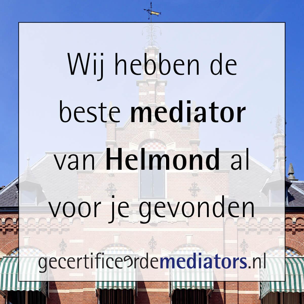 mediator helmond echtscheiding