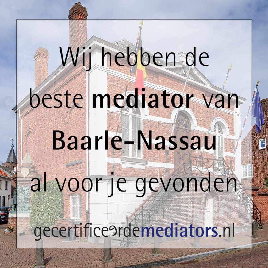 mediator baarle-nassau echtscheiding