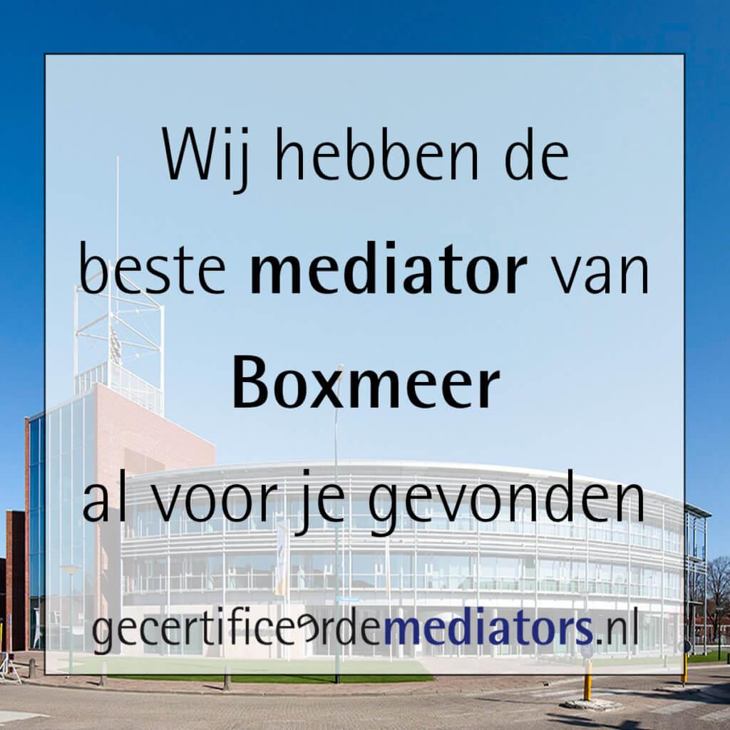 mediator boxmeer echtscheiding