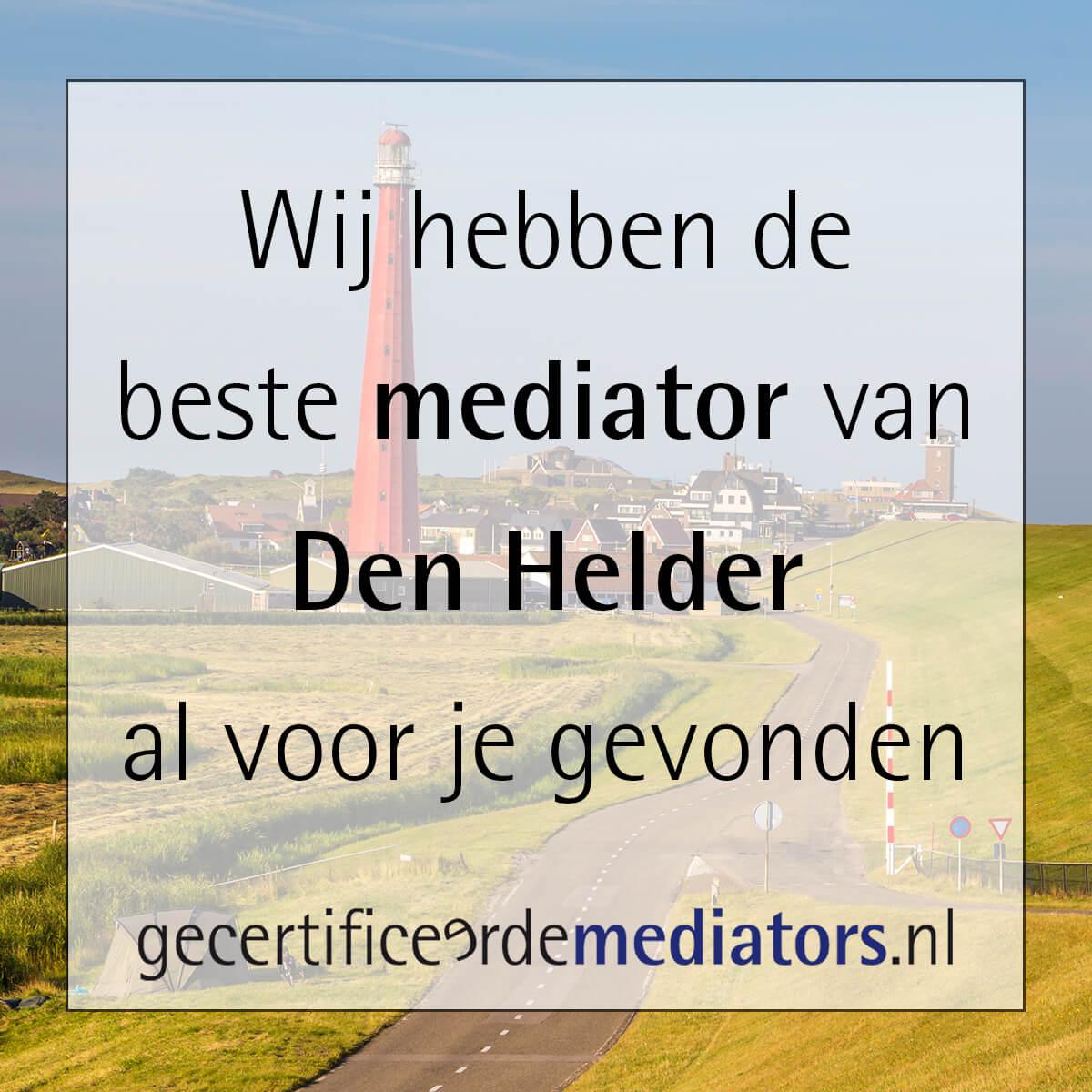 mediator den helder