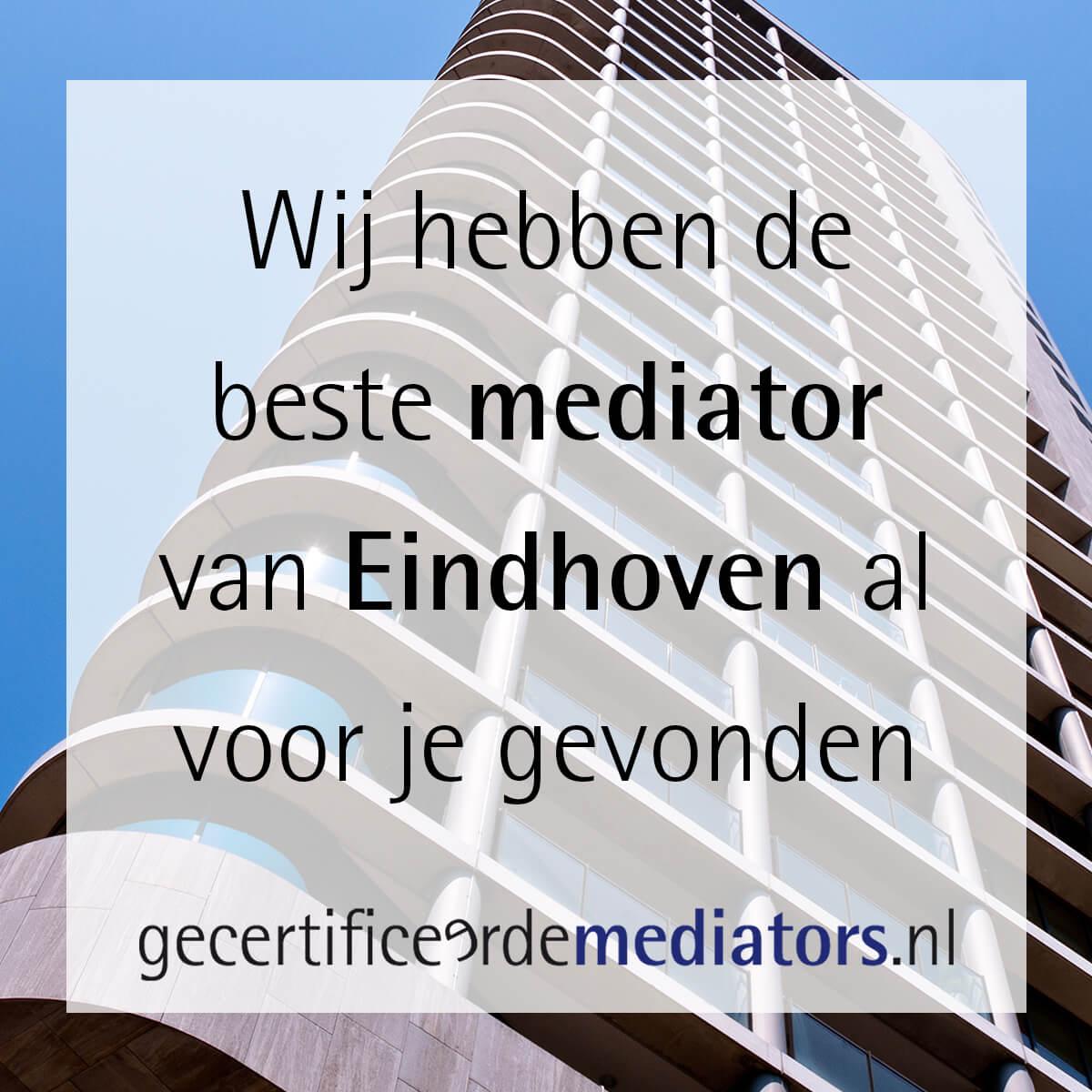 mediator eindhoven echtscheiding