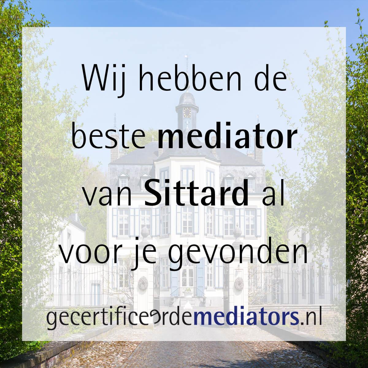 mediator sittard geleen