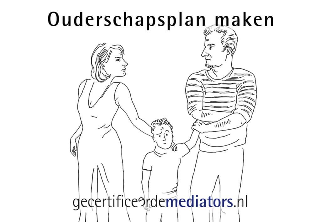 ouderschapsplan maken