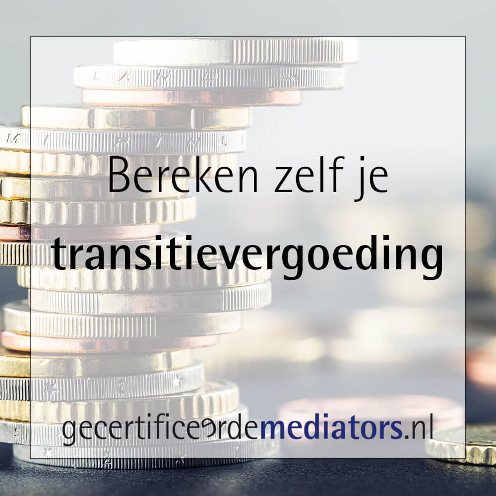 transitievergoeding berekenen