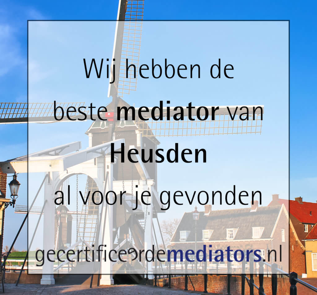 mediator heusden echtscheiding