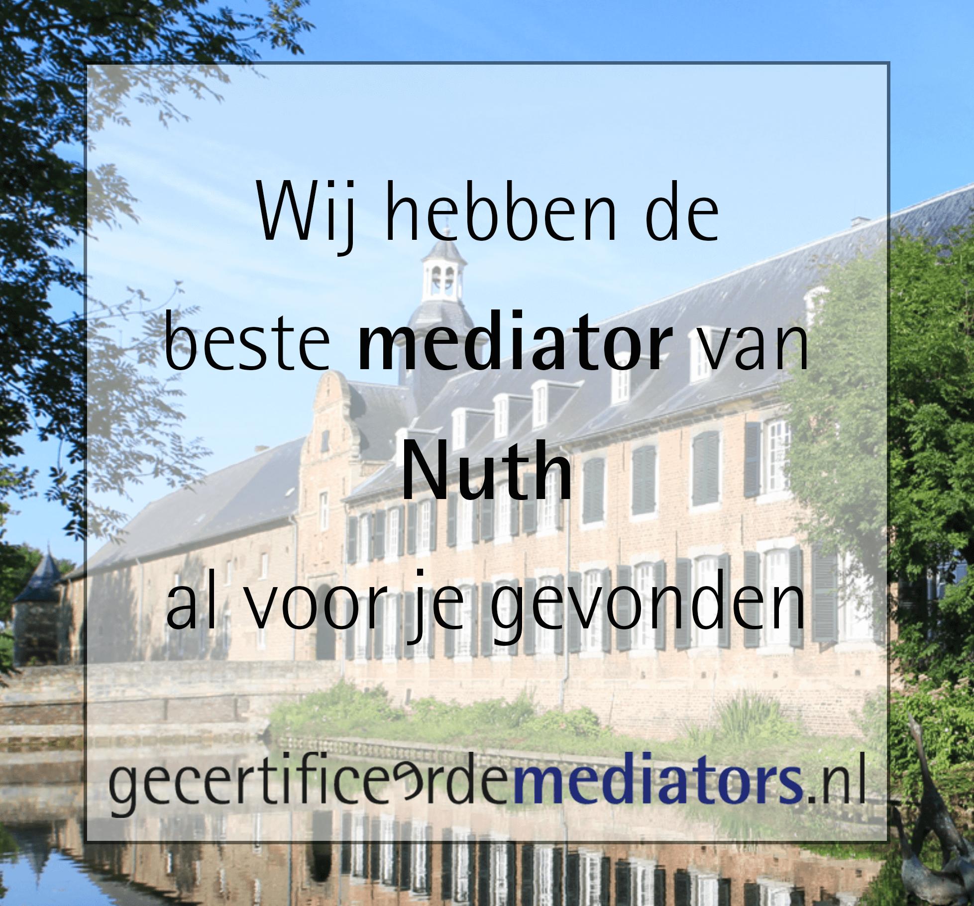 mediator nuth echtscheiding