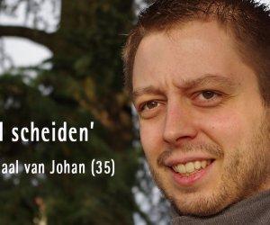 'Ik wil scheiden' | Het verhaal van Johan (35)