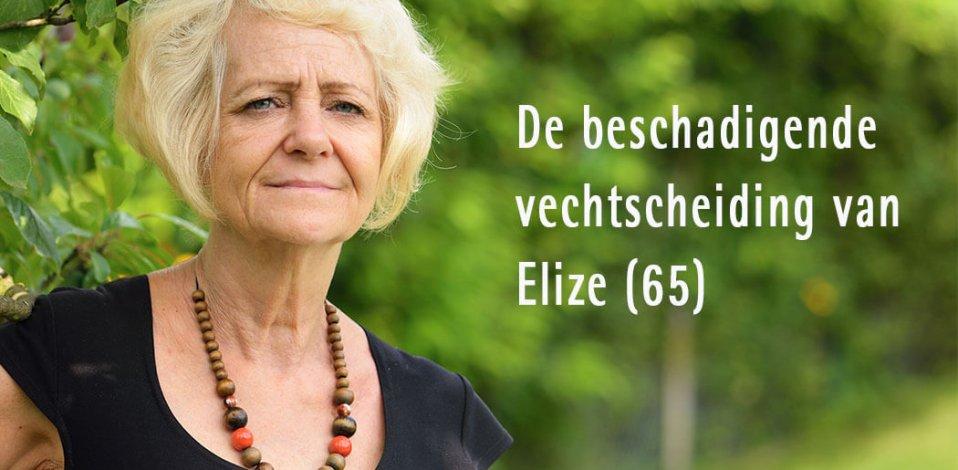 De beschadigende scheiding van Elize (65)