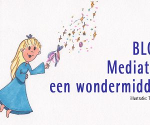 BLOG: Mediation een wondermiddel?