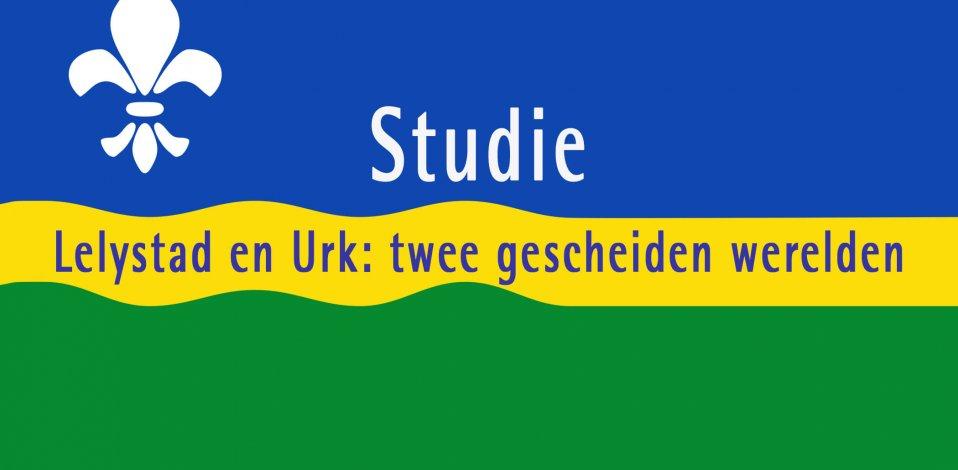Studie: Lelystad en Urk twee gescheiden werelden