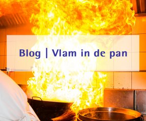 Vlam in de pan